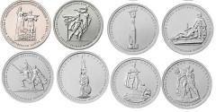 Набор монет 70 лет Победы в ВОВ-3-3